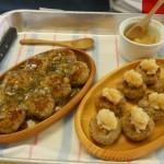 おからhamburug with 里野菜