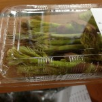 山菜といえばやっぱりかかせないタラの芽